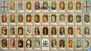 List Of Monarchs Of England  Britain  And The United