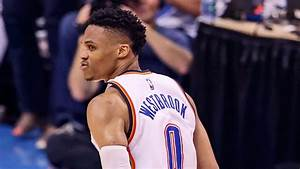NBA Playoff Scores 2016 Russell Westbrook Is Leading The