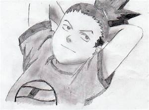 Drawing Little Shikamaru Nara by Algedi666 on DeviantArt