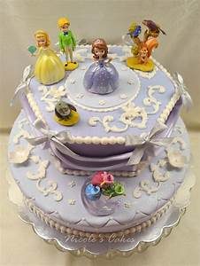 Confections, Cakes & Creations!: Sofia The First... A ...  Cake