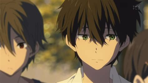 Hyouka 09 Houtarou Bored Calm Thinking Mystery Detective