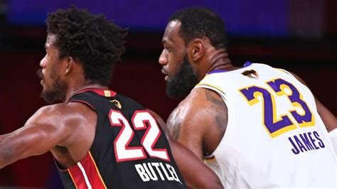 NBA Finals 2020: LeBron James leads Los Angeles Lakers to ...