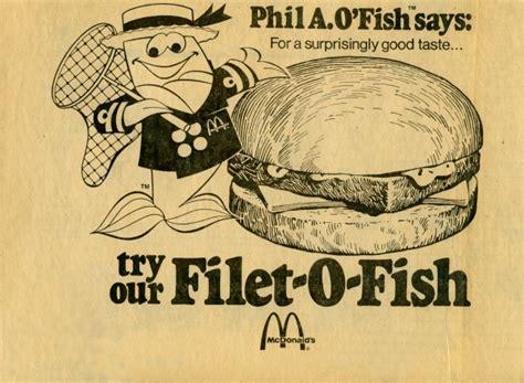 The Fishy History of the McDonald's Filet-O-Fish Sandwich ...