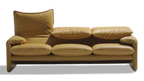 cassina canapé maralunga meubles de designer cassina