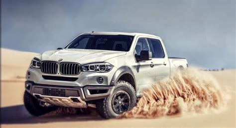 bmw pickup truck    production  year