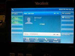 Yealink T48g Review  Hands