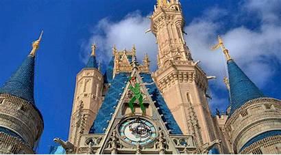 Disney Characters Theme Parks Gifs Actual Visit