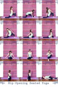 Hip Opening Yoga Sequence