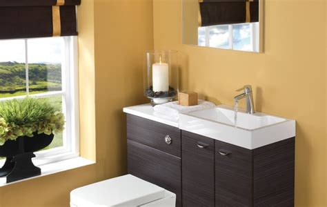 Urban Fitted Bathroom, Ashgrove Fitted Furniture Bathrooms