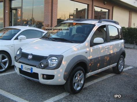 fiat panda   multijv cross esp car photo