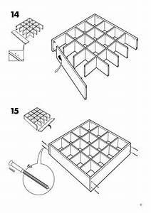 Ikea Expedit 4x4 Bookshelf Instructions By Tigratrus