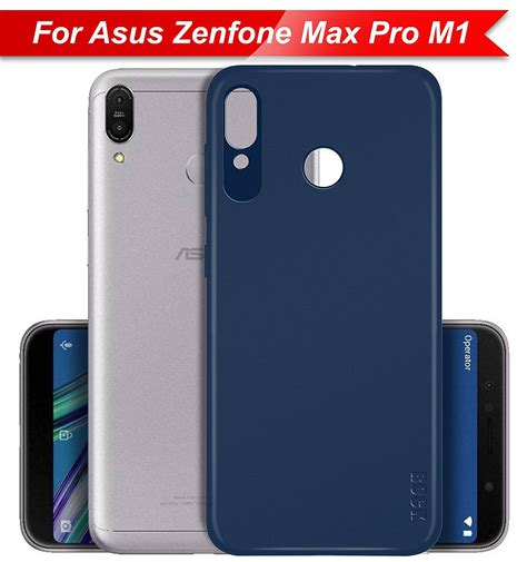 asus zenfone max pro m1 shock proof cell blue