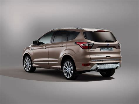 ford kuga vignale release date ford cars news