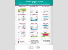 Calendario Escolar Secretaría de Educación Pública