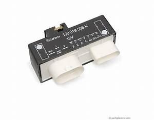 Vw Mk4 Radiator Fan Control Module 00-06