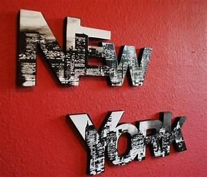 Wand Poster New York : wandtattoo new york skyline ~ Markanthonyermac.com Haus und Dekorationen
