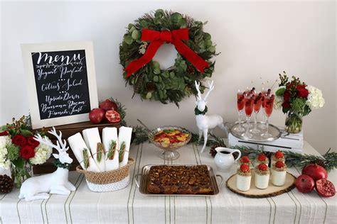 host  home   holidays brunch evite