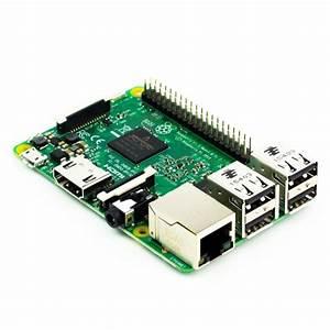 Raspberry Pi 3 Model B Quad Core 1 2ghz 64bit Cpu 1gb Ram