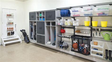 garage organization shelving ideas organized living freedomrail garage storage traditional garage and shed cincinnati by