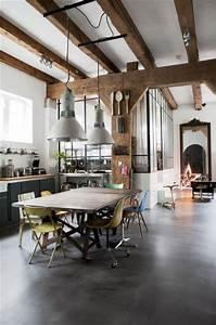 les 25 meilleures idees de la categorie poutres sur With exceptional deco maison avec poutre 9 la poutre en bois dans 50 photos magnifiques