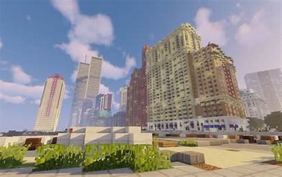 Minecraft York Shaders 1995 Redd Screenshots Vibrant