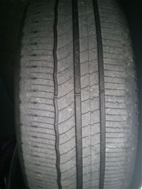 parall 233 lisme et usure pr 233 matur 233 e des pneus