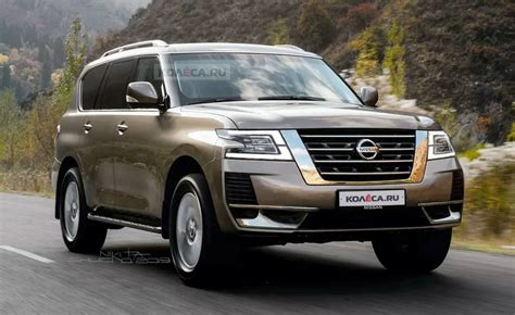 Maybe you would like to learn more about one of these? Así podría verse la Nissan Patrol 2020, con una profunda ...