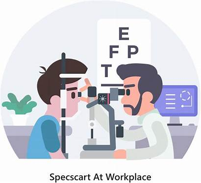 Eye Test Corporate Check Specscart Care Works