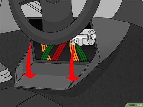 voiture 3 si鑒es auto 3 modi per far partire un 39 auto senza chiavi wikihow