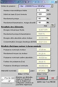 Calcul Puissance Moteur : rendement moteur electrique pompe hydraulique energie mecanique arbre ~ Medecine-chirurgie-esthetiques.com Avis de Voitures