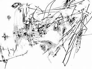 Kunst Schwarz Weiß : 22x32cm expressiv schwarz wei kunst abstrakt tusche zeichnung aquarell minimal zeichnungen ~ A.2002-acura-tl-radio.info Haus und Dekorationen
