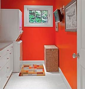 Laundry room paint color ideas for an inviting space for Painting ideas for small laundry room