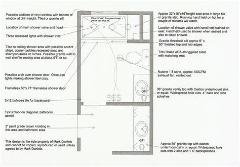 100 7x7 bathroom floor plan bathroom floor plan
