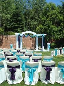 backyard wedding decor crystie 39 s simple backyard wedding ideas