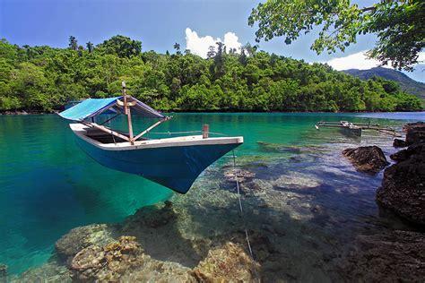 pesona indonesia pesona keindahan pantai salamadaha maluku