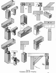 Holzverbindungen Ohne Schrauben : holzverbindungen woodworking pinterest joinery wood joints and woods ~ Yasmunasinghe.com Haus und Dekorationen