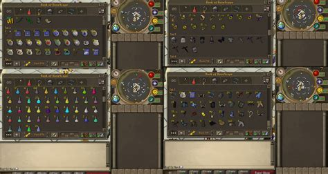 Runescape Forum Community Forums For Most Organized Bank Multimedia And Design Zybez