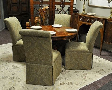 variety design  dining room chairs  casters home