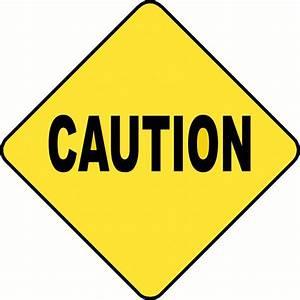 Caution Symbol Clip Art - ClipArt Best