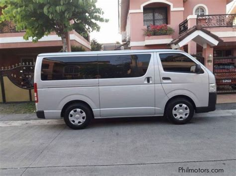 Toyota hiace commuter price and variants: Used Toyota HiAce Commuter | 2017 HiAce Commuter for sale ...