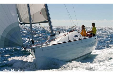 The Beneteau First 277s By Stunning Zealand  Nautal