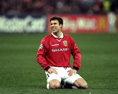 Ronny Johnsen   Manchester united images, Manchester ...