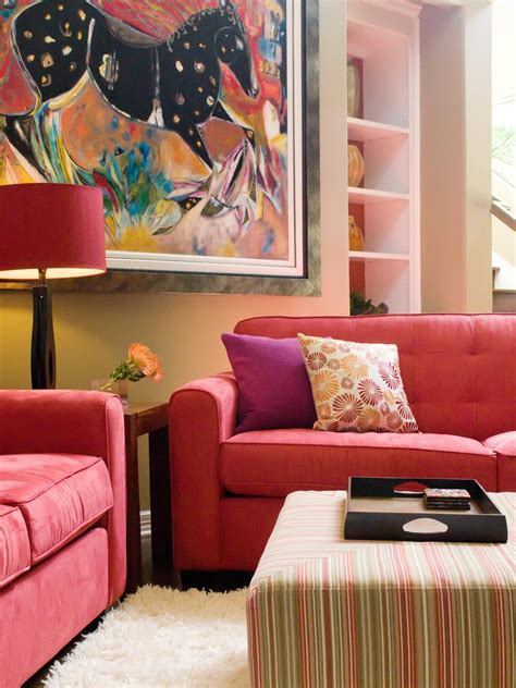 beautiful red living room design ideas decoration love