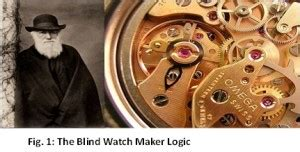 the blind watchmaker evidence proves darwinian evolution never happened the