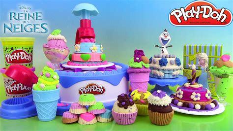 p 226 te 224 modeler play doh cake confections atelier g 226 teaux confection de desserts