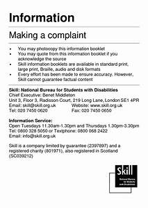 formal complaint letter template formal letter template With formal letter of complaint to employer template