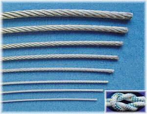 Edelstahlseil 3 Mm : edelstahlseil 2mm edelstahl drahtseil 25 meter niro seil 7x19 hochflexibel ebay ~ Heinz-duthel.com Haus und Dekorationen