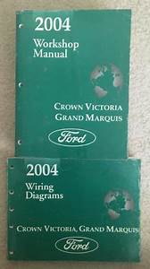 2004 Ford Crown Victoria Grand Marquis Workshop Manual