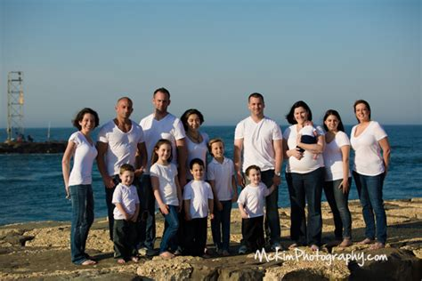 fathers day gift generations family beach portrait