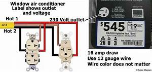 230 Volt Air Conditioner Plug